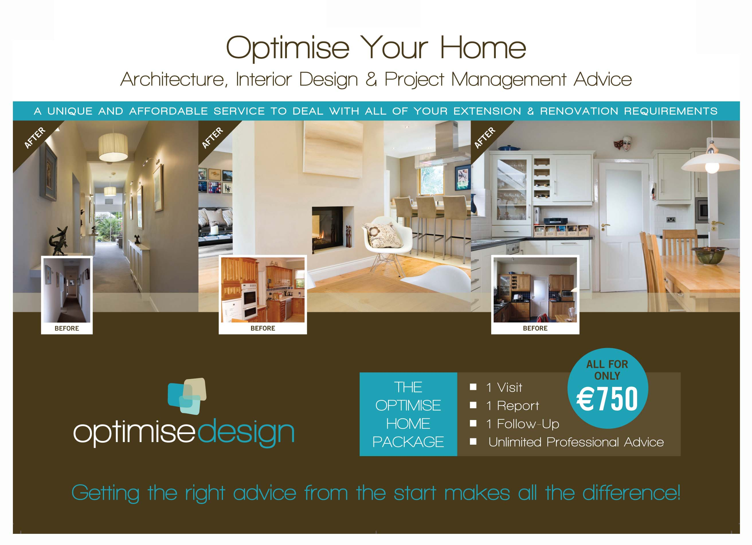 Interior Design Clinic | The Optimise Design Blog